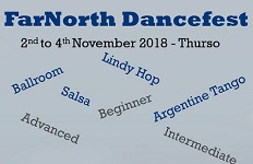 Far North Dancefest 2 - 4 November 2018