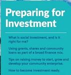 Preparingfor investment - charities social enterprises