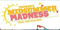 Midsummer Madness Back in Thurso 2018