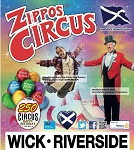 Zippos Circus at Wick 18th - 21st July 2018