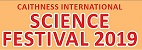 Caithness Science Festival Programme of events