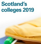 Audit Scotland report into Scotland's Colleges showing financial problems