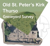 Old St Peters Graveyard Survey