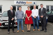 Ahsley Ann plan 40 new jobs over 5 years