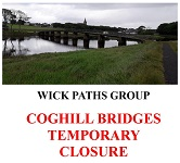 Coghill Bridges cloosures for upgrading