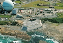 Dounreay as new contract awarded to clear the shaft