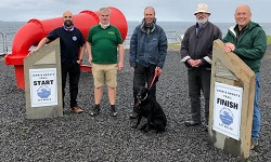 New Signs for John O'Groats Trail