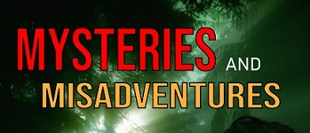 A new Book of mysteries with a few Caithness mentions