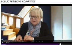 Petitions Committee debate the CHAt maternity petition on 16 December 2020
