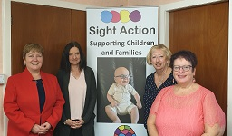 MSP Rhoda Grant with Sight Action
