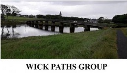 Wick Paths work on Coghill Bridge