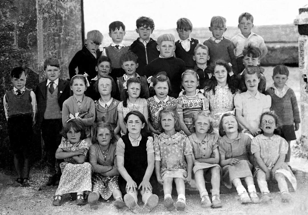 Crossroads School 1953 - 54