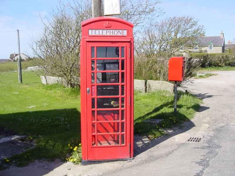 Photo: Dunnet Telephone Views