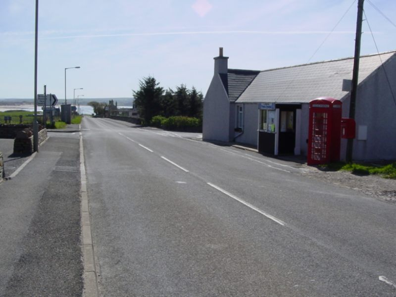 Photo: Dunnet Telephone Views
