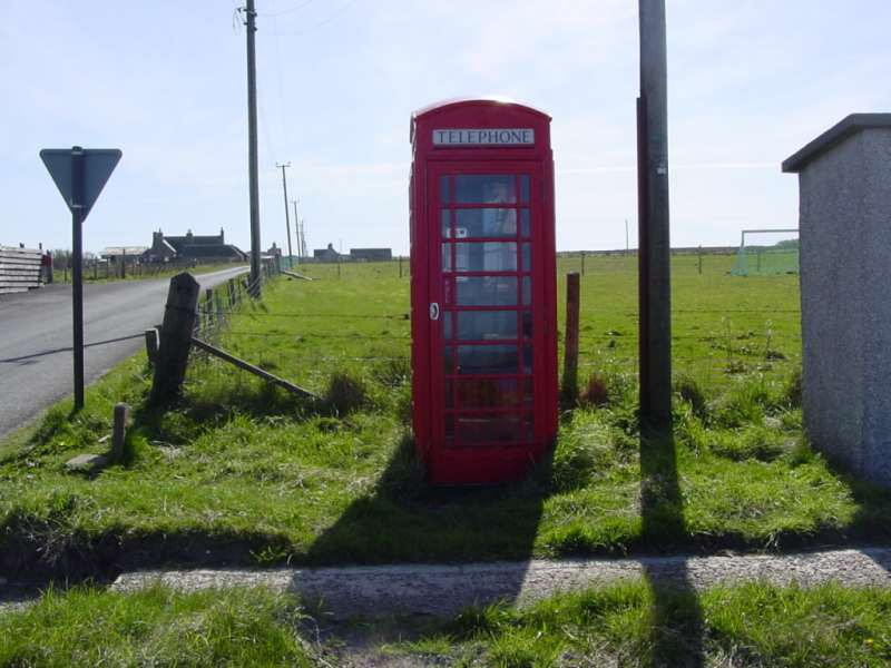 Photo: At Gills Telephone