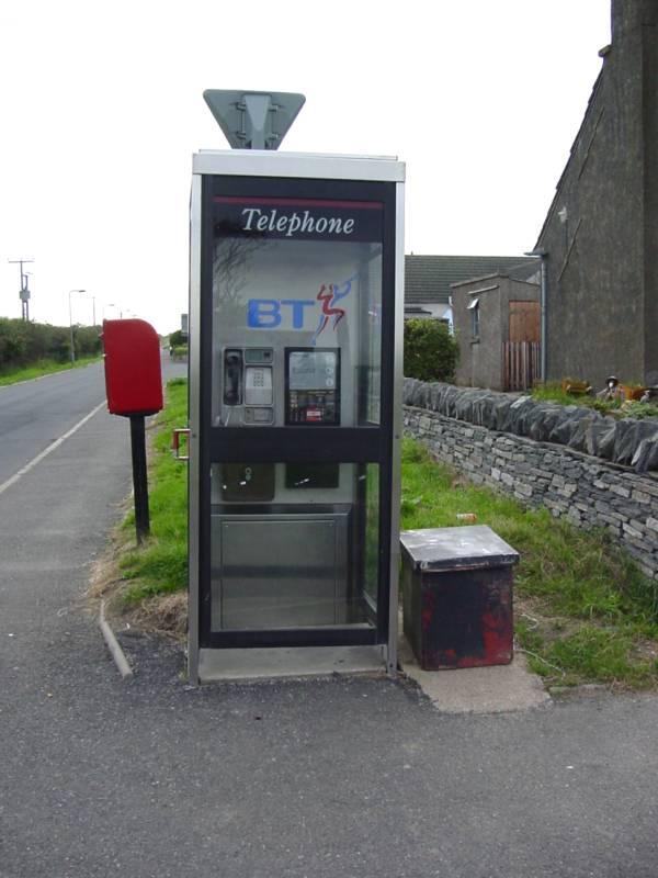 Photo: Haster Telephone Box