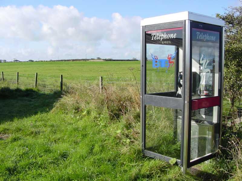 Photo: Lyth Telephone Box Area