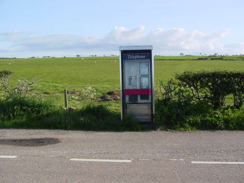 Photo: Watten Telephone Box