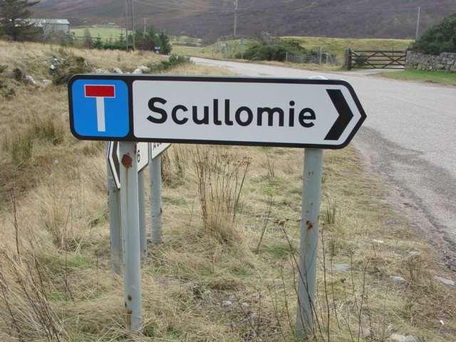 Photo: Scullomie, Sutherland